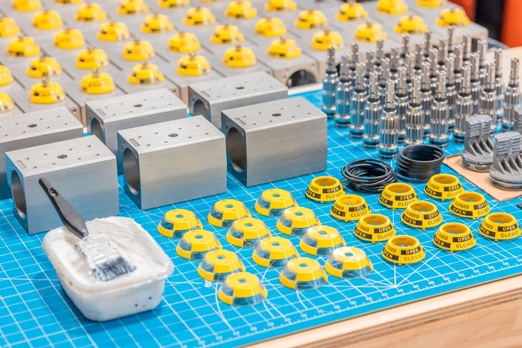 Rack & Pinion Actuators Built in the USA
