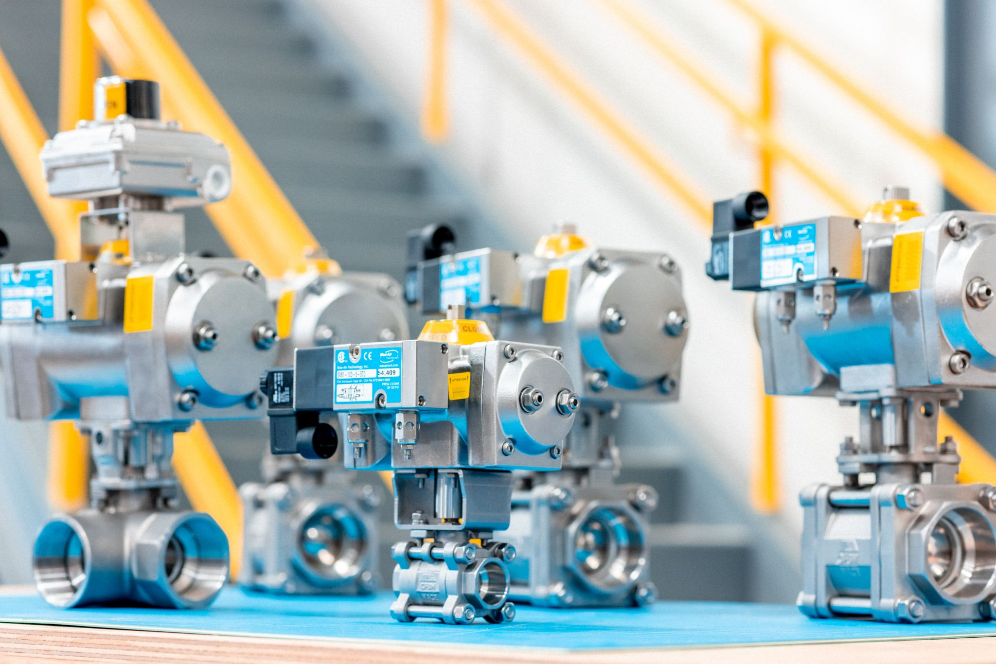 One Stop Shop for Stainless Automation Packages
