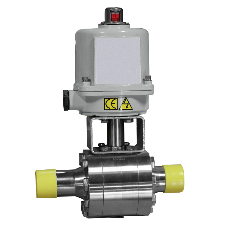 Electric Ball Valves w/ SS Kits – Max-Air Technology