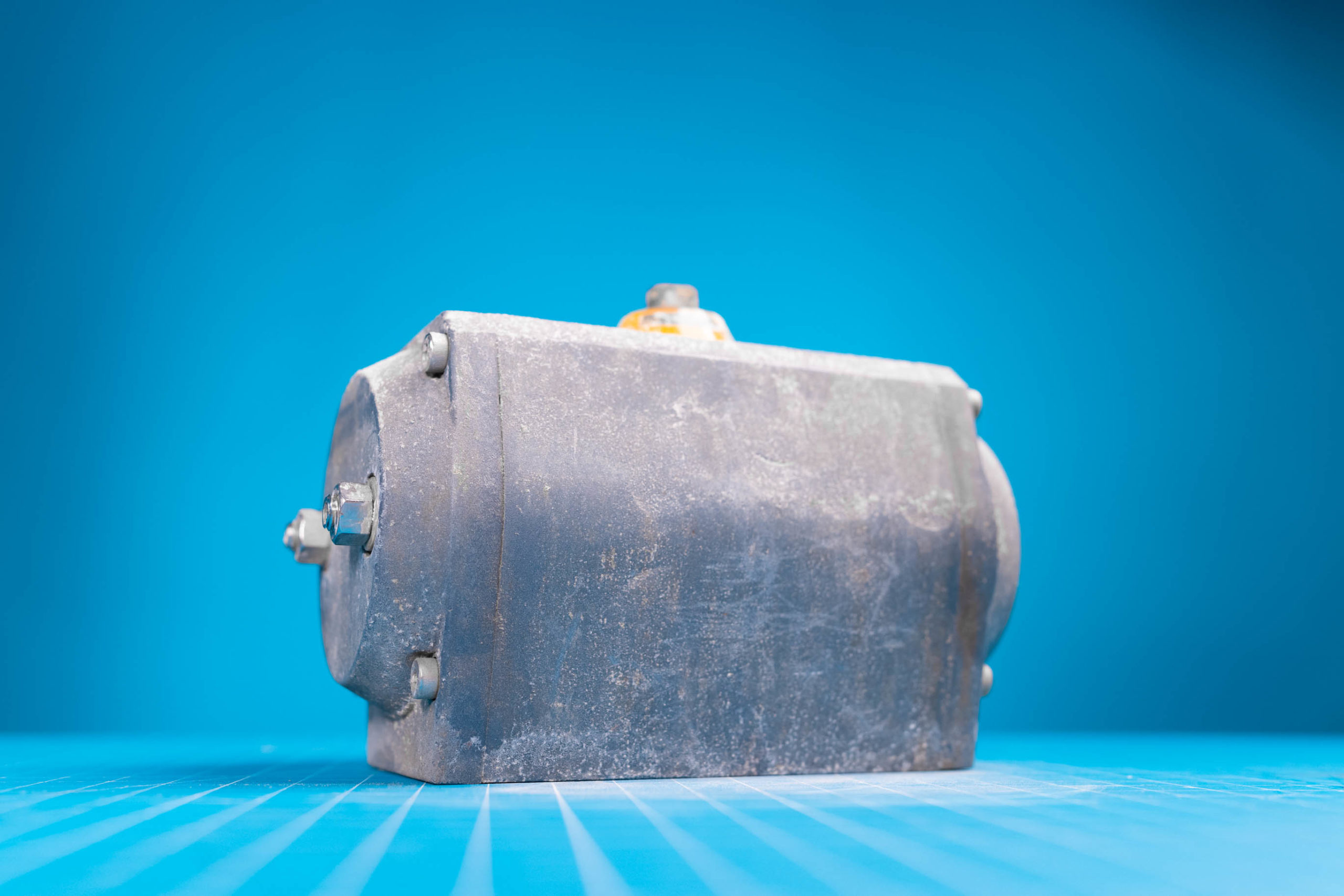 LockMesh® Coated Actuator After 2 Years of Service