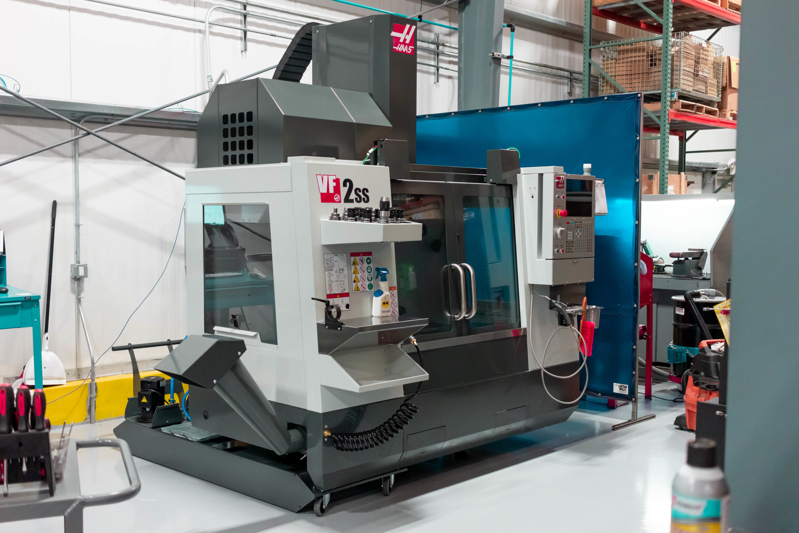 Expanding & Upgrading Machining Capabilities