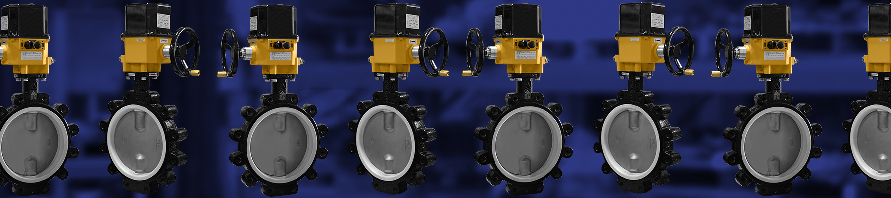 "10"" Modulating Butterfly Valve"